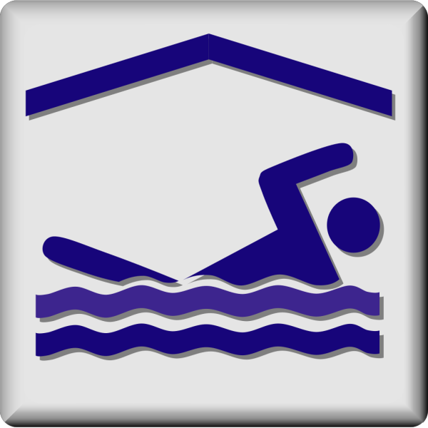 Hotel Icon Indoor Pool PNG Clip art