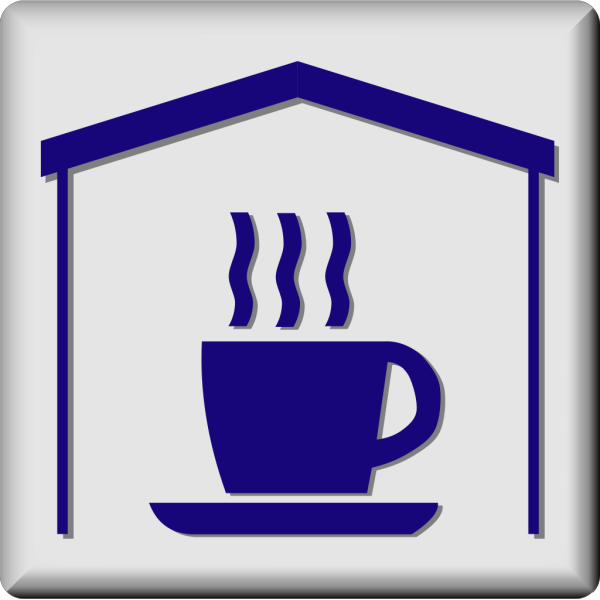 Hotel Icon In Room Coffee And Tea PNG Clip art