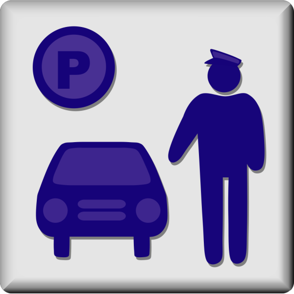 Hotel Icon Valet Parking PNG Clip art
