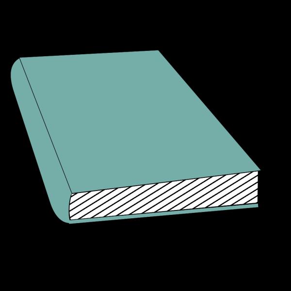 Closed Book 2 PNG Clip art