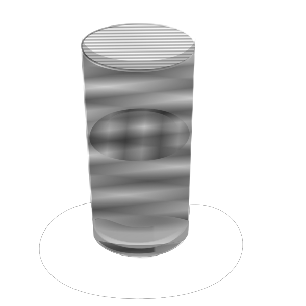 Glass Of Water 3 PNG Clip art