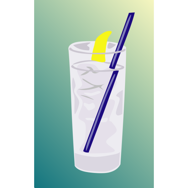 Ice Water Glass PNG Clip art