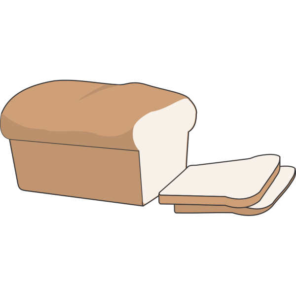 Loaf Of Bread PNG Clip art