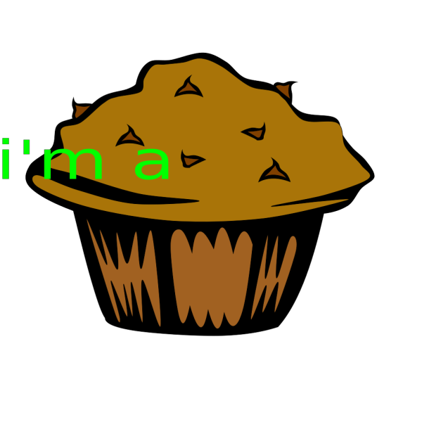 Blueberry Muffin PNG images