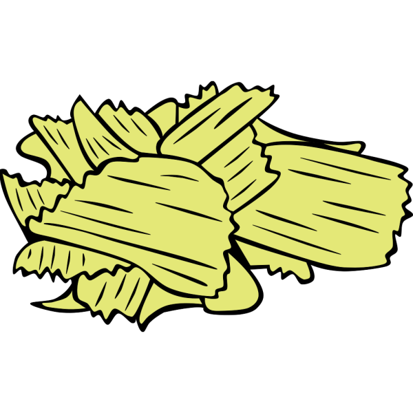 Potato Chips PNG icon