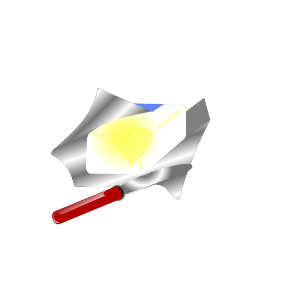 Butter And Knife PNG Clip art