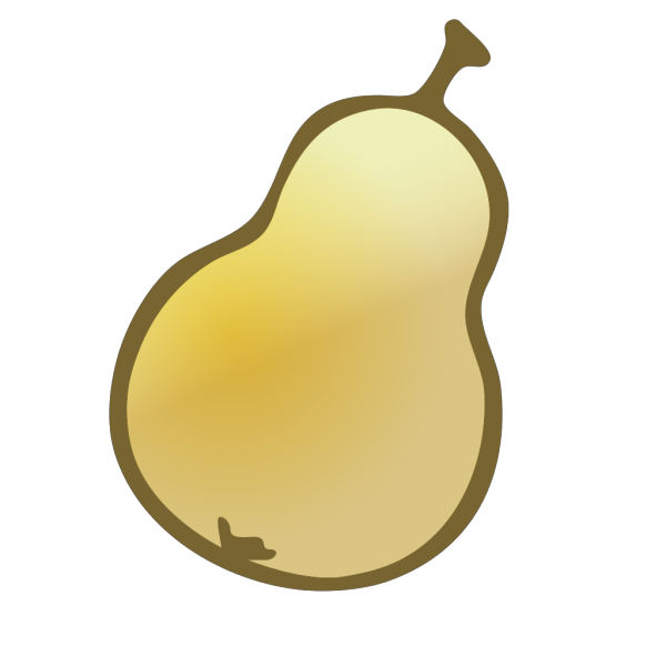 Pear PNG images