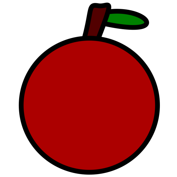 Apple PNG image