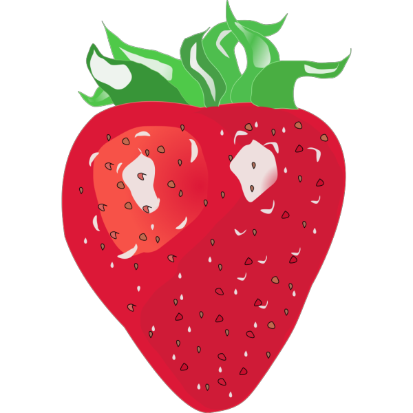 Strawberry 11 PNG Clip art