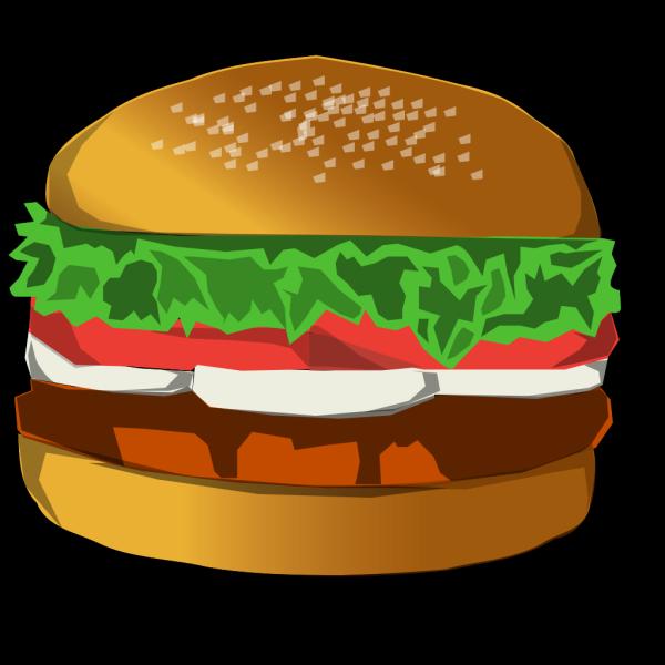 Burger PNG Clip art