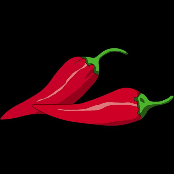 Peperoncino - Pepper PNG Clip art