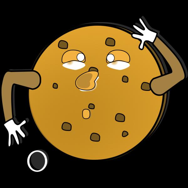 Crazy Cookie PNG Clip art