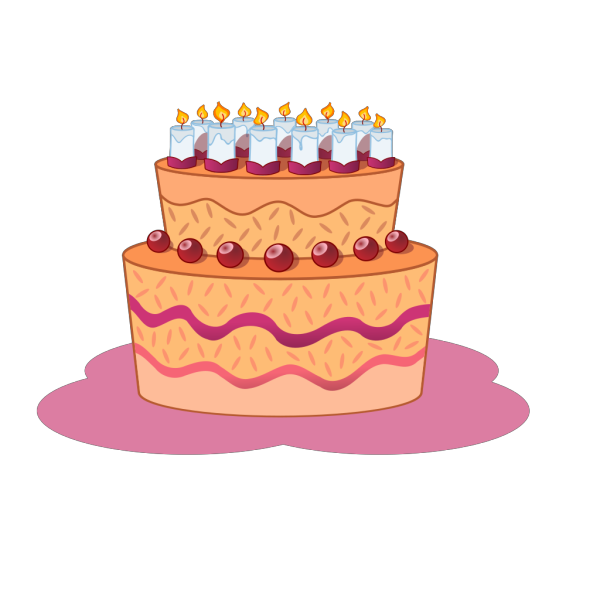 Gateau PNG icons