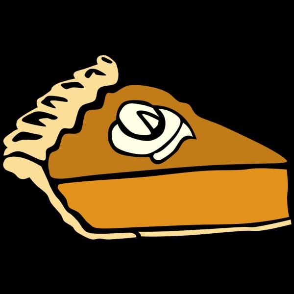 Pumpkin Pie PNG Clip art
