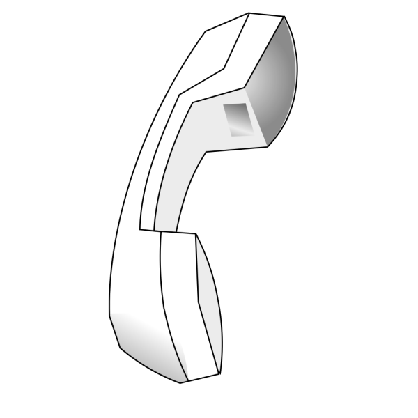Telephone Handle PNG Clip art