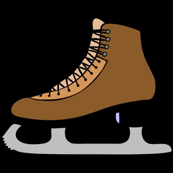 Ice Skate Shoe PNG Clip art