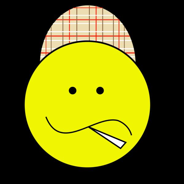 Sick Hot Kid PNG Clip art