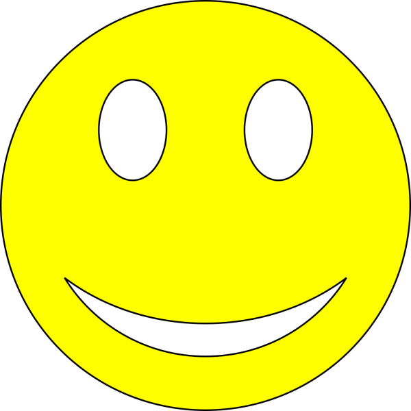 Smiling Smiley PNG clipart