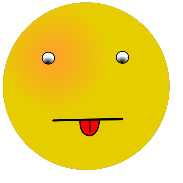 Smiley With Tongue Out PNG Clip art