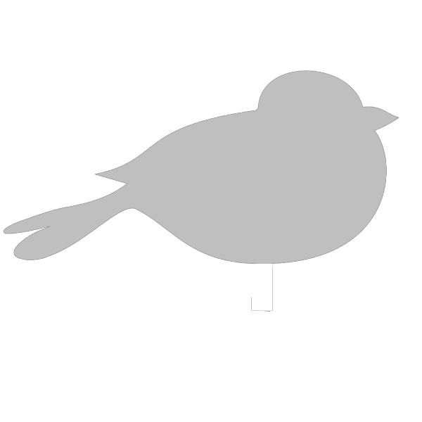 Gray Bird PNG images