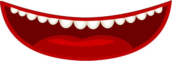 Mouth - Body Part PNG Clip art