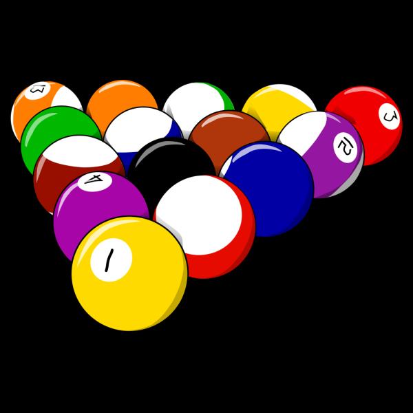 8 Ball Form PNG Clip art