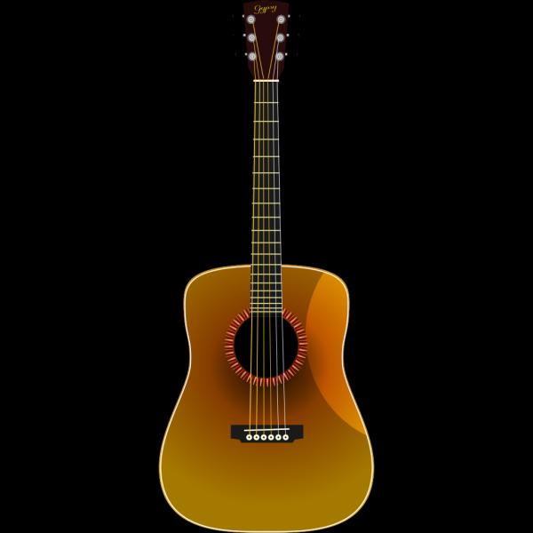 Acoustic Guitar PNG Clip art