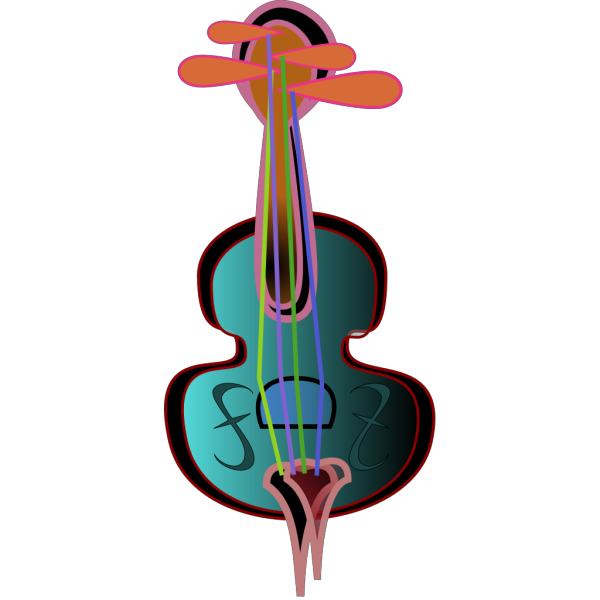 Violin PNG icons
