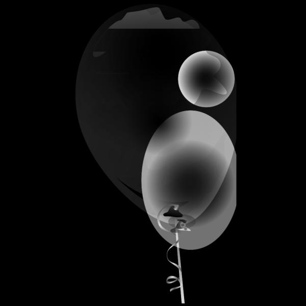 Balloons-aj PNG Clip art