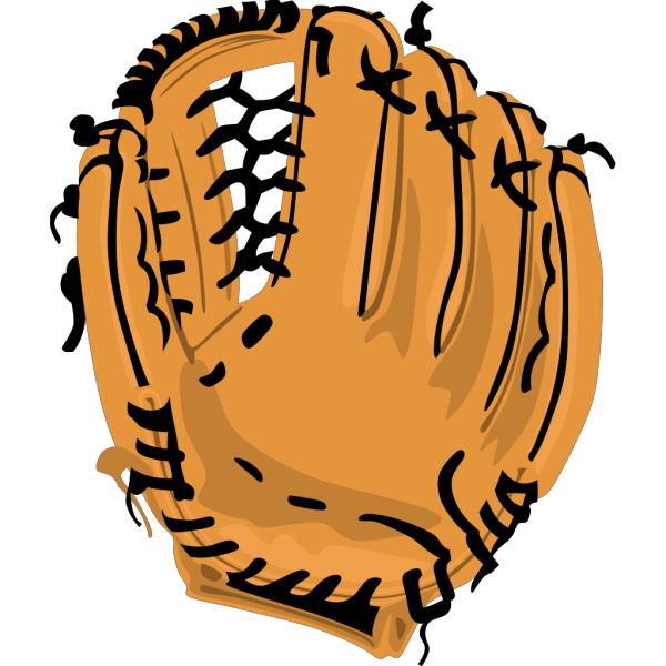 Baseball Glove 2 PNG Clip art