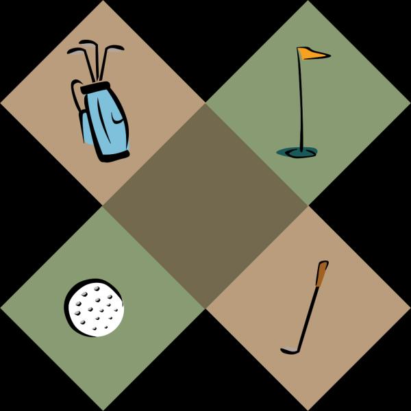 Golf Symbols PNG Clip art