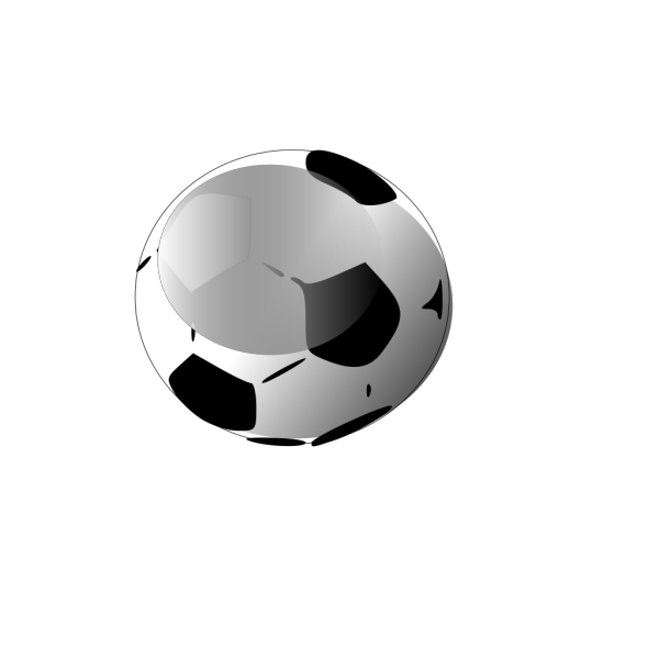 Soccer Ballon PNG Clip art