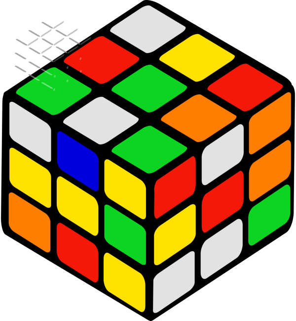 Rubik S Cube Random PNG Clip art