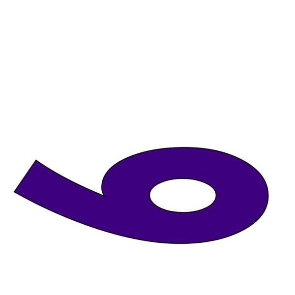 Creation Day 6 Number PNG Clip art