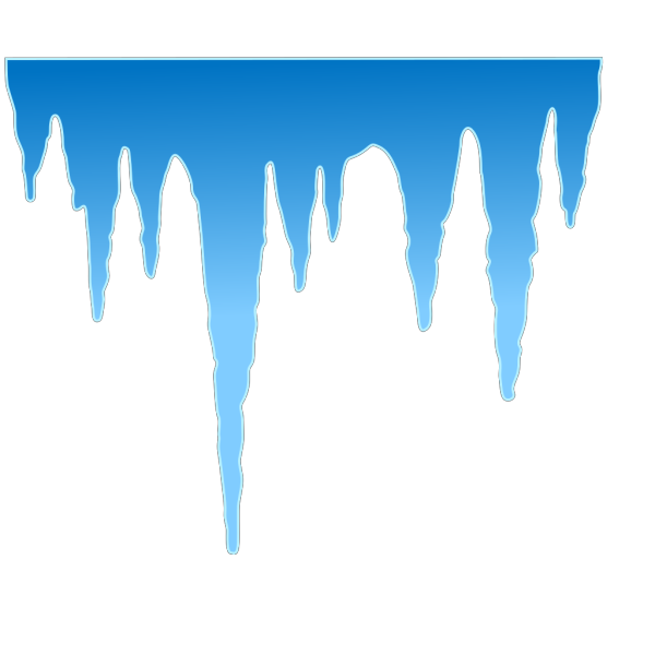 Icicles PNG images