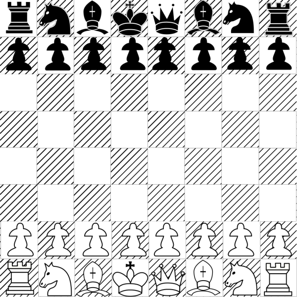 Chess Game PNG Clip art