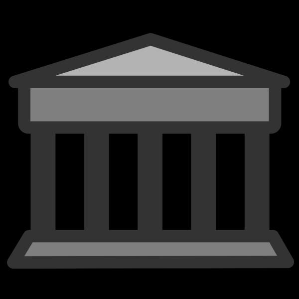 Greek Parthenon PNG Clip art