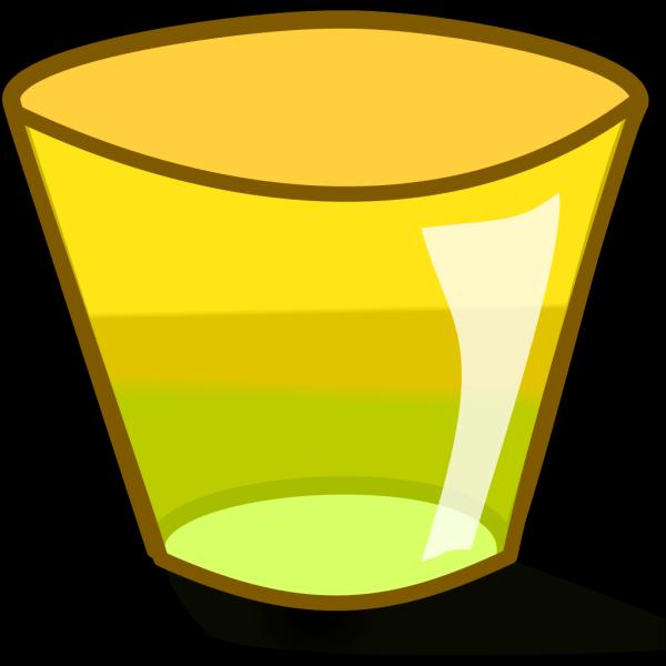 Empty Glass PNG Clip art