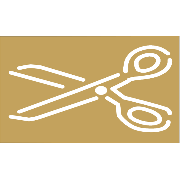 A Pair Of Scissors PNG Clip art