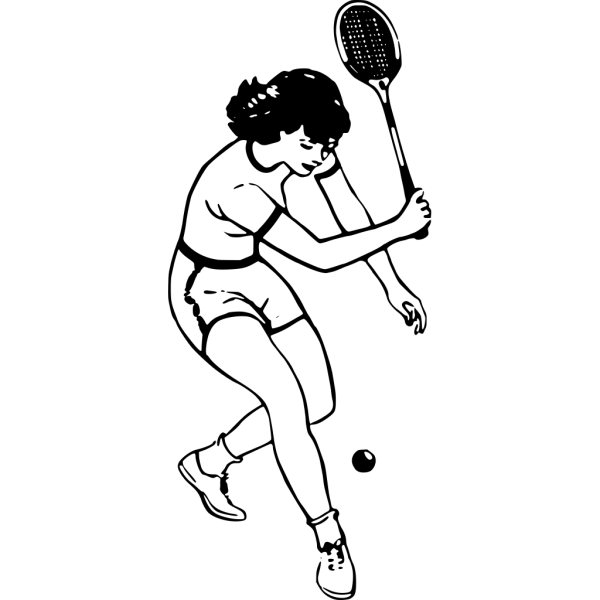 Tennis Player PNG Clip art
