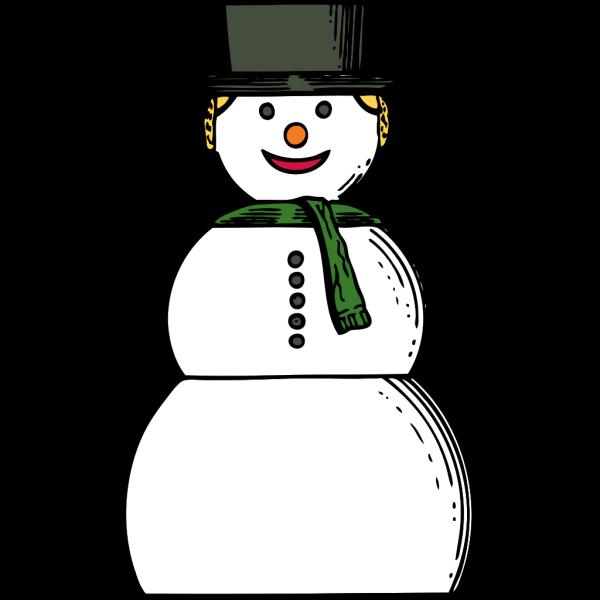 Snow Woman PNG Clip art