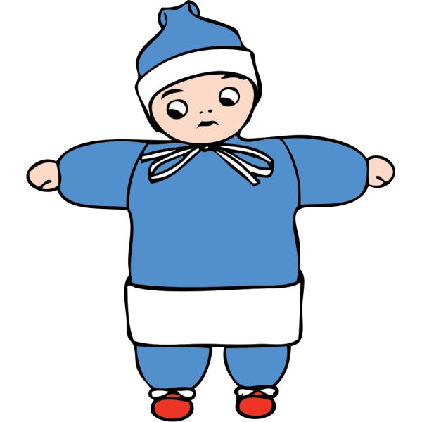 Snow Child PNG images