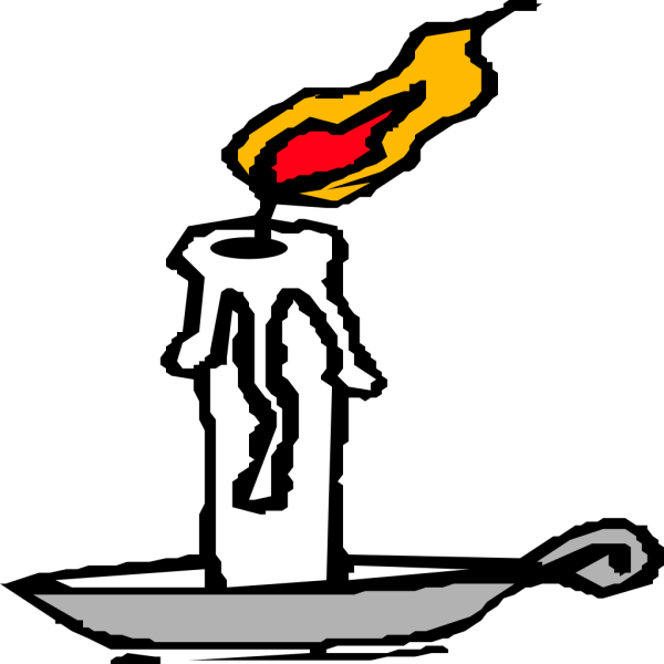 Candle And Wax PNG Clip art