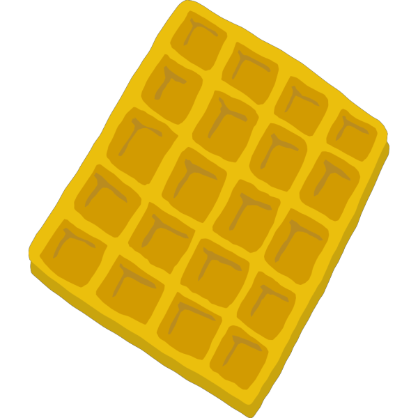 Waffle PNG images