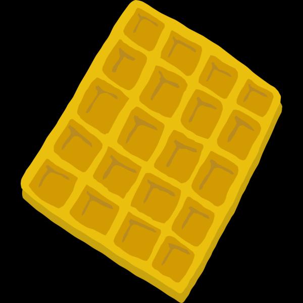 Waffle PNG Clip art