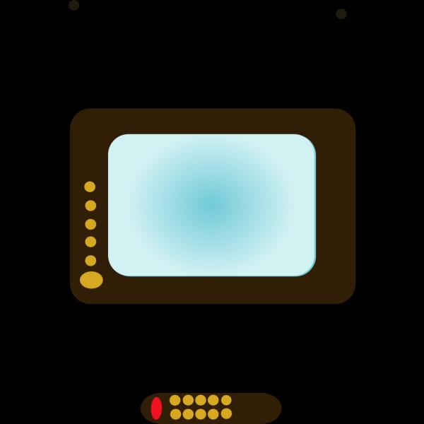Televize PNG Clip art