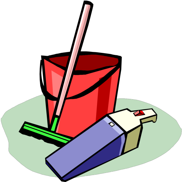 Cleaning Tools PNG Clip art