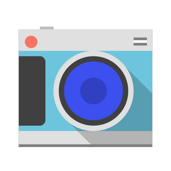 Camera Pictogram PNG Clip art