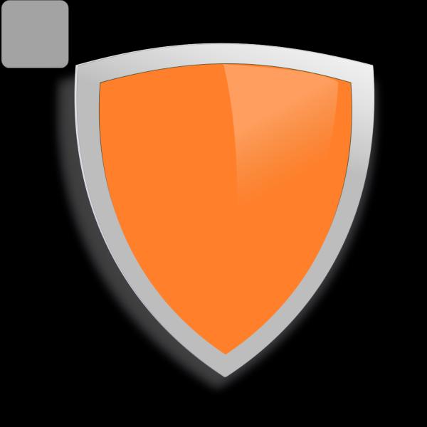 Rachaelanaya Blue Shield Star Icon PNG icons
