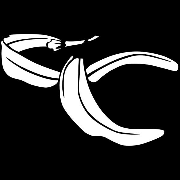 Banana Peel PNG Clip art